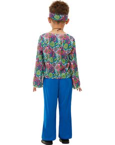 Vestiti hippie anni  60 🌼 Costumi figli dei fiori carnevale  fea9e6163b4