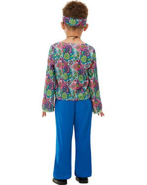 Costum hippie pentru băiat