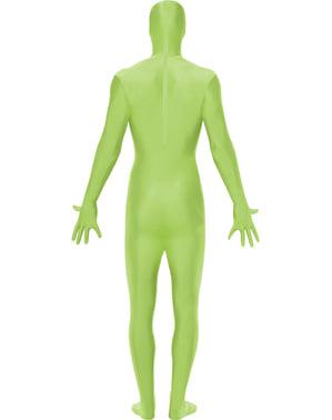 Green Second Skin kostümü