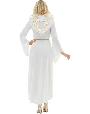 Engel kostyme til dame
