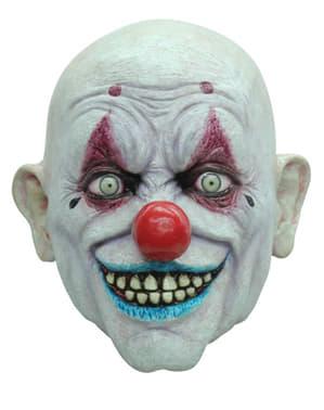 Halloween Crappy the Clown maske