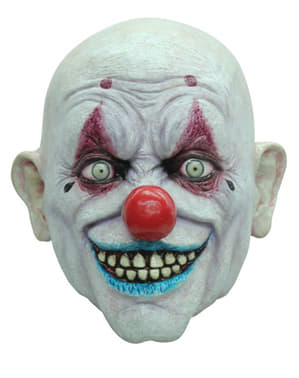 Mască Crappy The Clown Halloween
