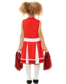 700611e04395 Cheerleader Kostume til piger Cheerleader Kostume til piger