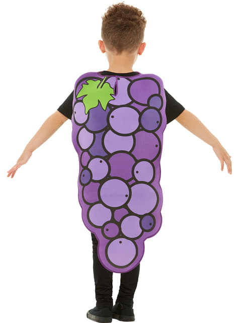 Grape costume for kids
