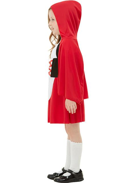 Disfraz de caperucita roja - original