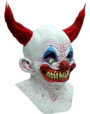 Klovnen Chingo Maske