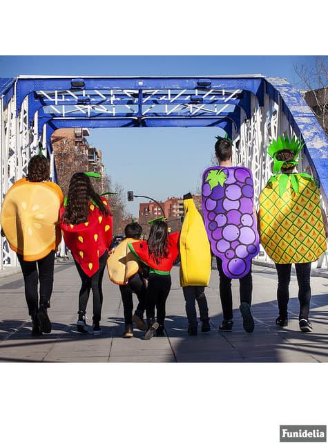 Disfraz de sandía infantil - Carnaval