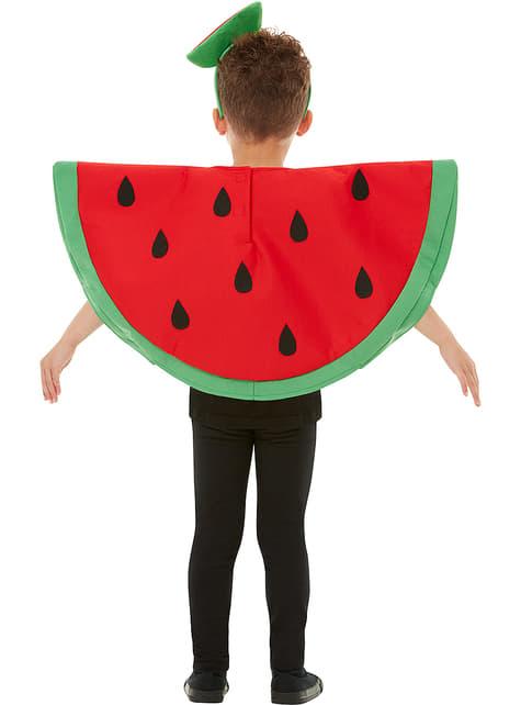 Strój arbuza dla dzieci