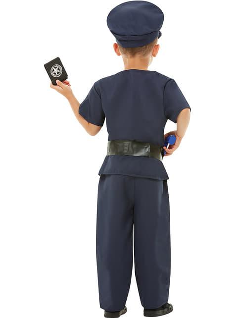 Disfraz de policía para niño - infantil