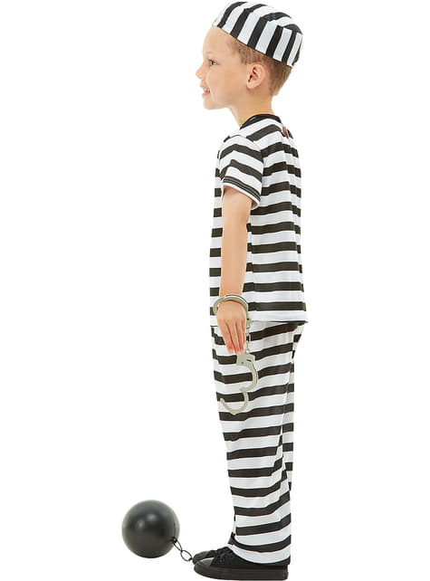 Fange Kostyme til Barn