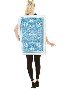 Queen of hearts costume for women