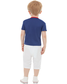 1ee25577008 Blue Quarterback Costume for Boys Blue Quarterback Costume for Boys