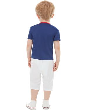 子供用アメリカン・フットボール衣装