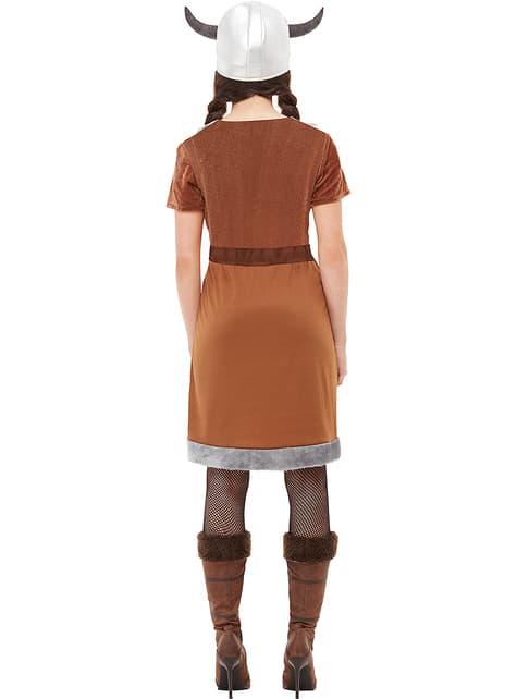 Womens Viking costume