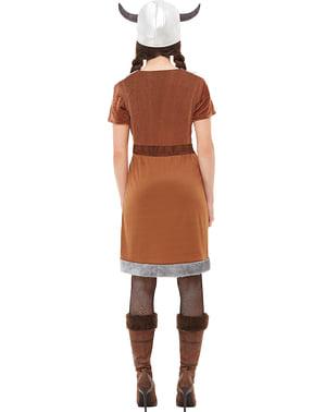Costum de vikingă