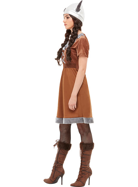 Viking kostume til kvinder