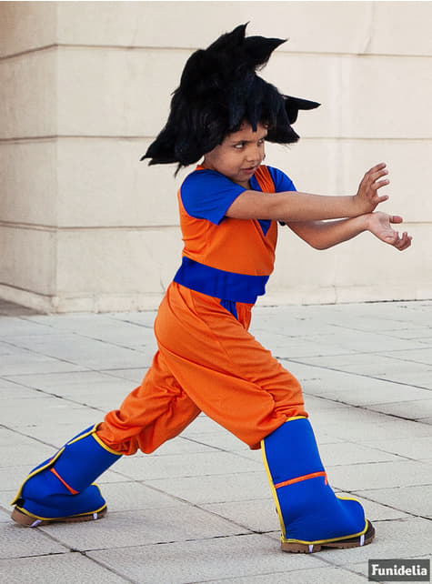 Goku -asu Pojille - Dragon Ball