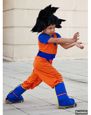 Costum Goku pentru băiat - Dragon Ball