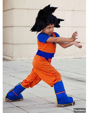 Goku Kostyme til Gutter - Dragon Ball