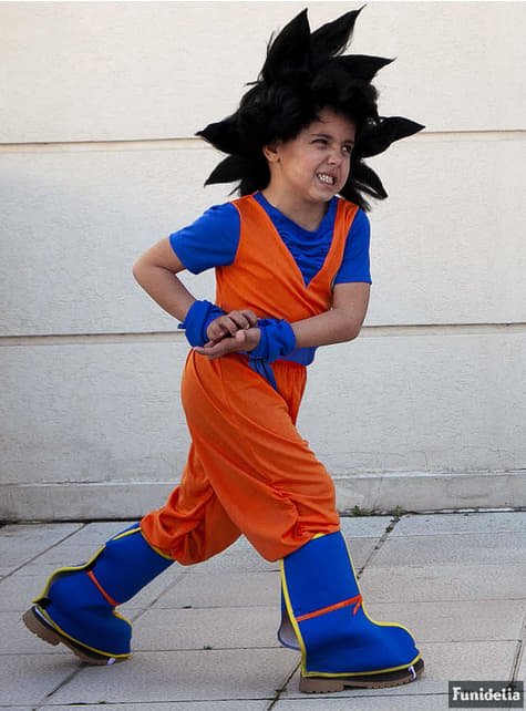 Disfraz de Goku para niño - Dragon Ball - original