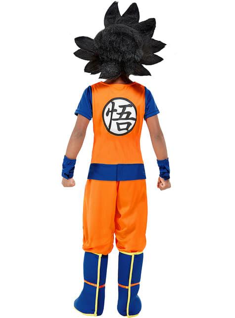 Disfraz de Goku para niño - Dragon Ball - barato