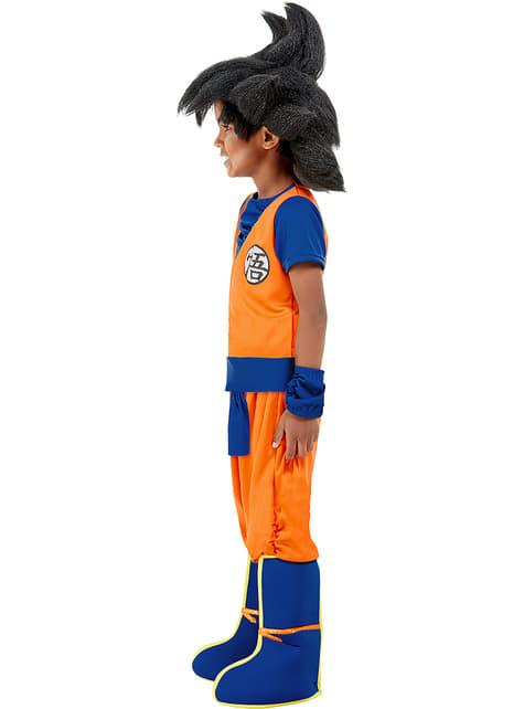 Disfraz de Goku para niño - Dragon Ball - comprar