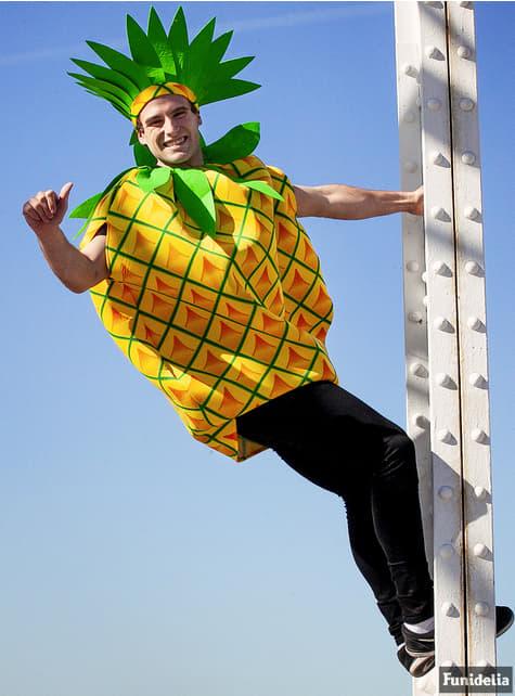 Fato de abacaxi