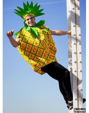 Костюм ананаса для взрослых