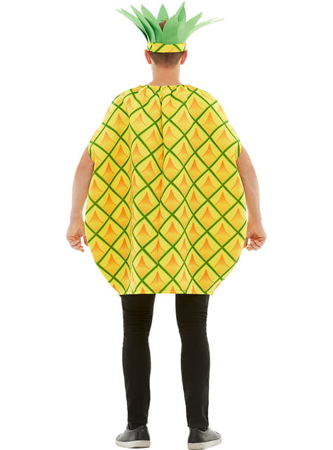 Strój ananasa