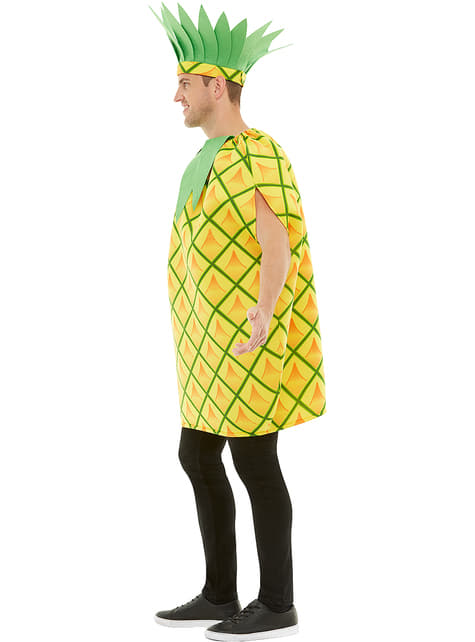 Disfraz de piña - originales y divertidos