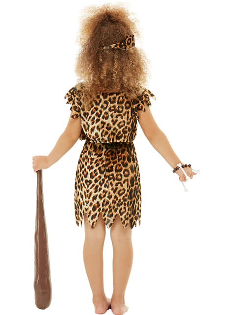 Disfraz de cavernicola - original