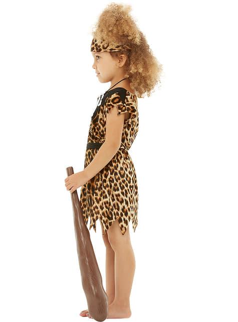 Disfraz de cavernicola - traje