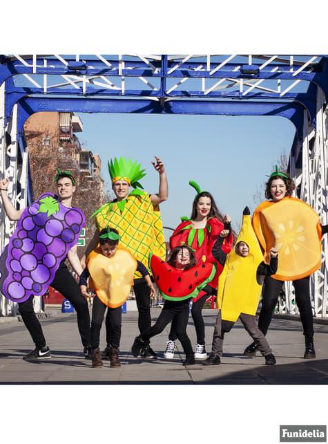 Bananen kostuum voor kinderen