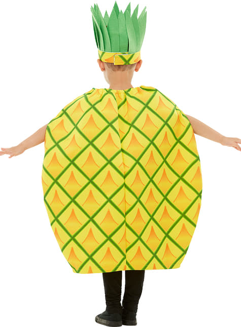 Disfraz de piña infantil - original