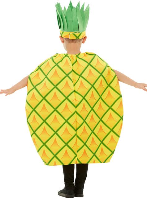 Strój ananasa dla dzieci