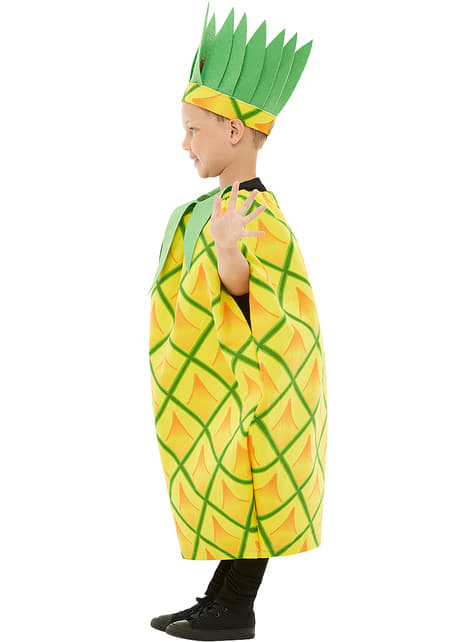Disfraz de piña infantil - traje