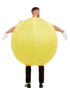 060a4308f9 ... Disfraz de Pac-Man hinchable para adulto