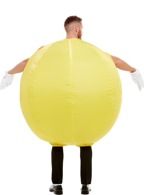 Inflatable Pac-Man Costume