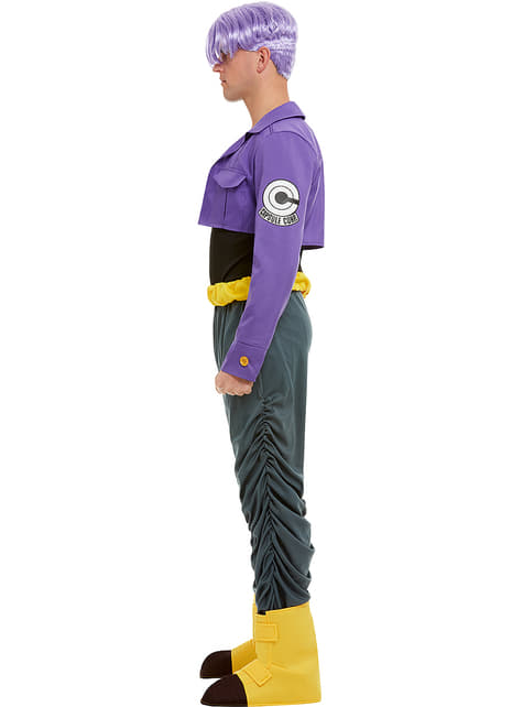 Disfraz de Trunks - Dragon Ball - Carnaval