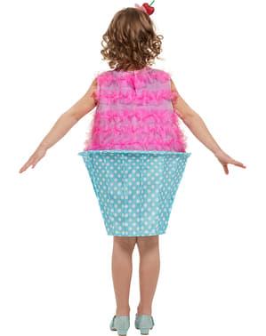 Cupcake kostuum voor meisjes