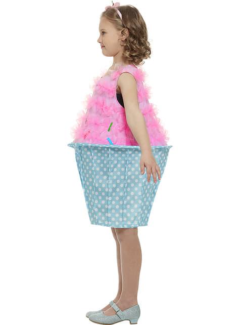 Cupcake costume for kids