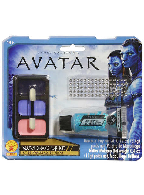 Maquillaje Avatar