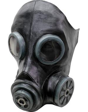 Maska przeciwgazowa czarna