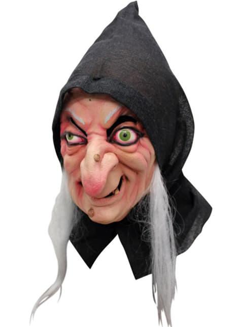 Máscara de Bruja de las Nieves