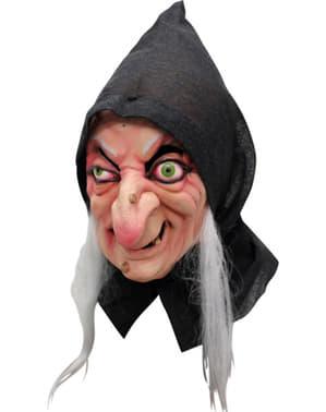 Mască de Vrăjitoare a Zăpezii