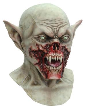 Gefrässiger Vampir Dämon Maske