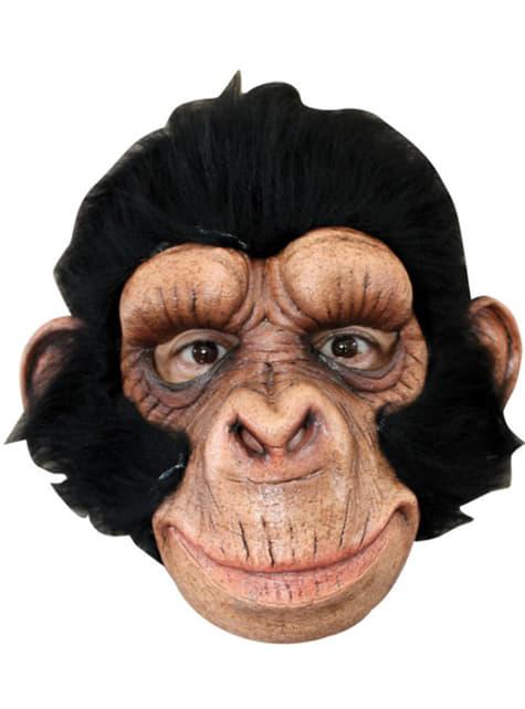 Maska szympans George