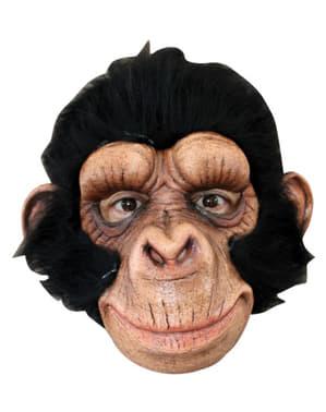 Chimpansee George Masker