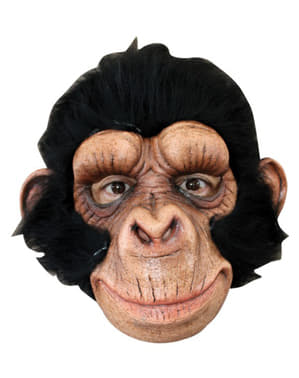 George the Chimpanzee Mask