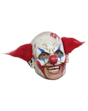 Masque de clown terrifiant deluxe